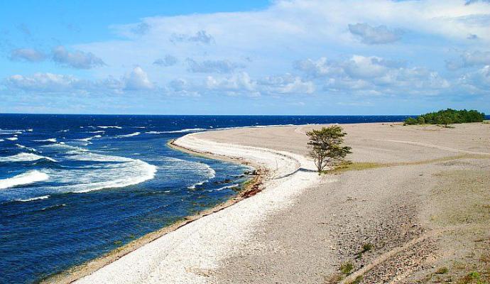 Нудиские пляжи швеции